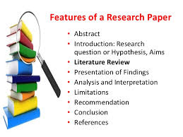 How to write a literature review Part   SlideShare