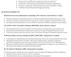 breakupus winning resume wordtemplatesnet foxy breakupus likable resume sample example of business analyst resume targeted to the beauteous resume sample