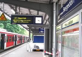 Hamburg Bergedorf Railway Station