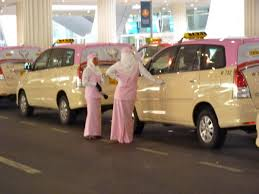 The <b>Pink Taxi</b> – Connecting Growth Globally