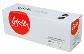 Тонер-<b>картридж Sakura</b> CB435A, черный, для лазерного ...