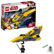Buy <b>LEGO Star Wars</b> Anakin's Jedi Starfighter <b>75214</b> for USD 15.99 ...