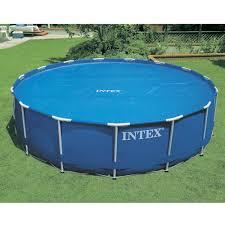 <b>Тент</b> солнечный прозрачный для бассейнов 549см <b>intex 29025</b> ...