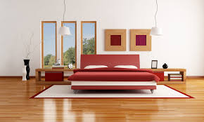 bedroom design red contemporary wood: bedroom red interior design ideas bed headboard best laminate wood flooring storage space for small bedrooms