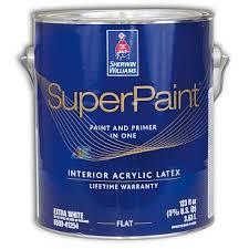 Акция! Снижена цена на <b>краску Sherwin Williams SuperPaint</b> ...