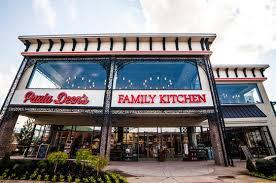 deen stores restaurants kitchen island:  paula deen pigeon forge