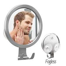 shower mirror premium fog free our large fogless