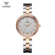 Buy <b>Cadisen Cadisen</b> Fashion <b>Women Watches</b> Quartz <b>Luxury</b> ...