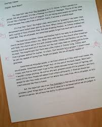 essays  poems  and other fun stuff  our first book reportsyou were to decide what was the most important idea you would take from having  the book  then you were to have developed it