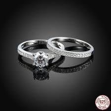 Classic <b>100</b>% <b>Real</b> Pure <b>925 Sterling</b> Silver Ring,s925 Party ...