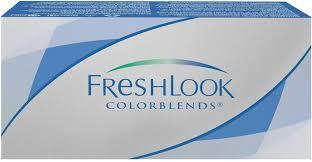 Цветные <b>контактные линзы Alcon FreshLook</b> Ежемесячные, -1.50 ...