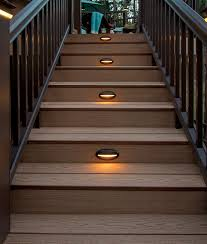 timbertech deck riser lights view 2 blog 3 deck accent lighting