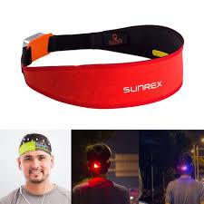 SUNREI Sport <b>Headband</b> Outdoor Running Belt <b>Fitness</b> Yoga ...