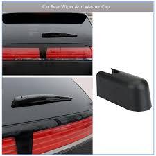 New Hot salBlack Car <b>Rear Wiper Arm</b> Washer Cap Nut Cover for ...