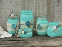 2379 Best Obiecte decorative din borcane images | Crafts, <b>Bottle</b> ...