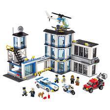 Купить <b>конструктор LEGO City</b> Police <b>Полицейский</b> участок ...