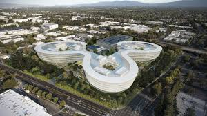 a sneak peek at apples new spaceship campus in sunnyvale quartz apple new office