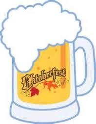 Oktoberfest Clip Art - Bing Images | Oktoberfest | Beer mug clip art ...