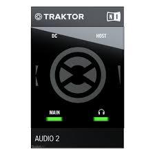 <b>NATIVE</b> Instruments Traktor Audio 2 MK2 <b>аудио интерфейс</b> для DJ ...