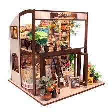 Интерьерный <b>конструктор</b> румбокс 18*20*19.7 см <b>DIY House</b> ...