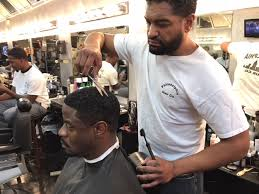 Germantown: Barber Mark Lightfoot Keeps It All In the Family ...
