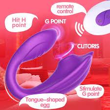 <b>BODYPRO Under panties</b> Wearable Vibrator clitoris G spot ...