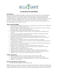 gardener job description best photos of technician nail resume cover letter gardener job description best photos of technician nail resumeforensic photographer job description