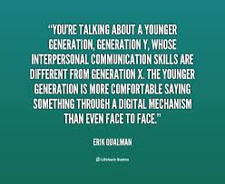 quotes about generation y quotesgram follow us