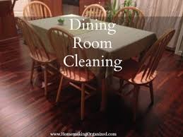 dining room table cleaner
