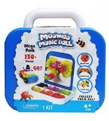 Купить <b>Конструктор</b>-<b>липучка MaoMao Magic Balls</b> (150+ деталей ...