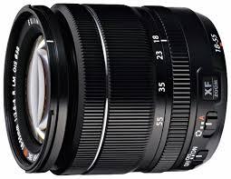 <b>Объектив Fujifilm XF</b> 18-55mm F2.8-4 R LM OIS — купить по ...