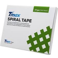 <b>Кросс</b>-<b>тейп Tmax Spiral Tape</b> Type B (20 листов), арт. 423723 ...