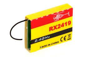 <b>Приемник Walkera</b> Receiver RX-2419 2.4GHz Lama 400 (<b>HM</b> ...