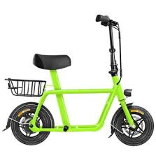 <b>FIIDO Q1 Folding</b> Electric Moped Bike now available for just $699.99