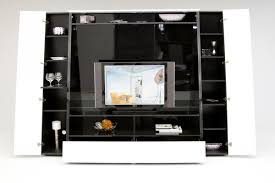 beautiful home bavaro modern black and white lacquer tv entertainment center w b131t modern noble lacquer