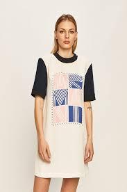 <b>Armani Exchange</b> - <b>Платье</b> белый 4901-SUD0AT | ANSWEAR.ua