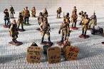 Поделки из пластилина солдатиков