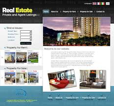 web templates for real estate property easy branches realtor
