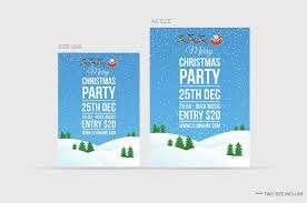 15 christmas flyer template psd vector eps and indesign format unique christmas flyer template psd
