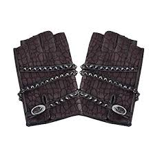 Fioretto Mens Fingerless Half Finger Driving Motorcycle Cycling ...