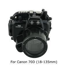 Подводный бокс (<b>аквабокс</b>) <b>Meikon</b> 70D 18-135 для ...