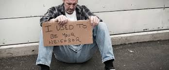 dakloze gezinnen in Nederland