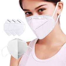 1Pcs Safety <b>Mask</b>, FFP2 <b>Mask</b> Anti Pollution <b>N95 Mask Dustproof</b> ...