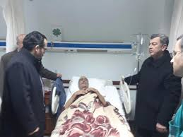 Fethi Polis'in Babası acı haberi hasta yatağında aldı