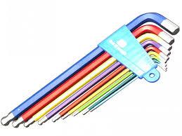 Купить Набор шестигранников <b>BikeHand YC</b>-<b>623</b>-9C (цветные ...