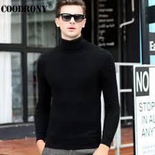 <b>ZOGAA Winter</b> High Neck Thick Warm <b>Sweater</b> Men Turtleneck ...