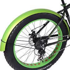 "<b>LOVAGE 2PCS</b> / <b>batch</b> bicycle fender fat mountain bike 26x4.0 ""fast ..."