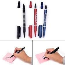 <b>3PCS 3 Colors</b> Waterproof Ink Portable Fine Colour Marker Pen ...