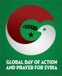 Global Day of Action and Prayer for Syria - Global Ministries
