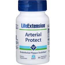 Life Extension, <b>Arterial Protect</b>, <b>30 Vegetarian</b> Capsules